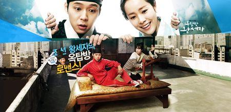 Nhung tinh huong 'troi oi dat hoi' khi xuyen khong cua phim Han - Anh 3