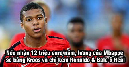 Real: Khong them mua Mbappe, thua suc 3 nam vo dich C1 - Anh 3