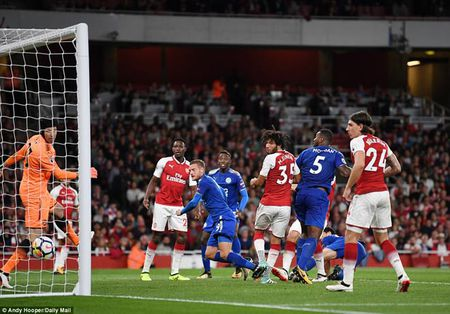 Goc chien thuat Arsenal – Leicester: Phim hay va dao dien tai ba Wenger - Anh 1