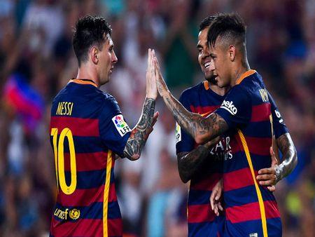 'Moi ngon' Messi 300 trieu euro: MU, Man City san sang san don - Anh 3