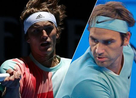 Truc tiep tennis Rogers Cup ngay 6: Federer co so 'Federer moi' - Anh 1