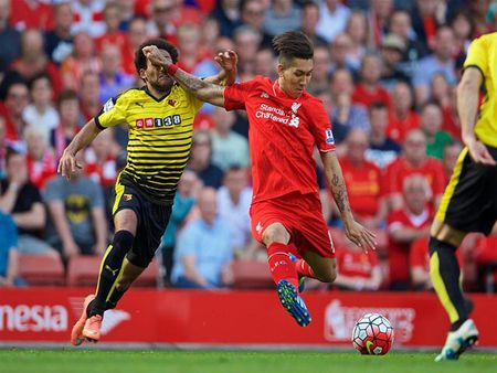 TRUC TIEP bong da Watford - Liverpool: Vua da vua ngong Coutinho (vong 1 Ngoai hang Anh) - Anh 3