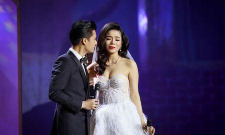 Le Quyen mac vay cuoi, uoc duoc lam co dau cua Quang Dung - Anh 4