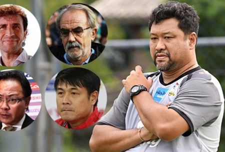Diem 'tuong' truoc SEA Games: HLV Huu Thang chi xep thu 4 - Anh 1