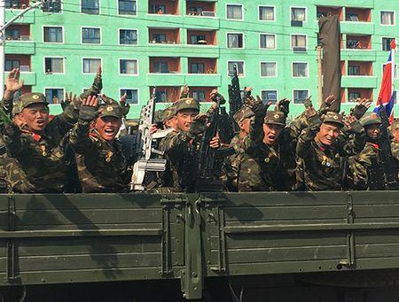 Vuot Nga, Trieu Tien ra mat sung truong cong nghe manh sanh ngang My - Anh 10