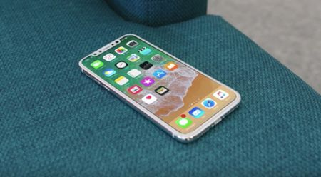 iPhone 8 se mo duong cho trao luu cong nghe nhan dien khuon mat 3D - Anh 1