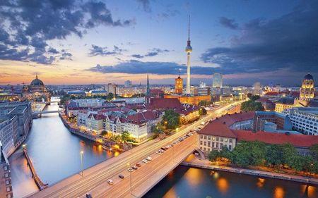 Berlin - Nan giai van de giao thong do thi - Anh 1