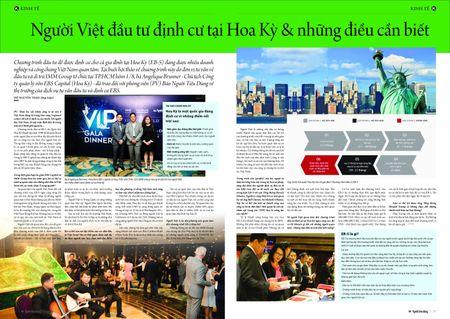 Nguoi Viet dau tu dinh cu tai Hoa Ky & nhung dieu can biet - Anh 5