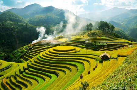Kham pha 4 cong troi dep nhu tien canh o Viet Nam - Anh 12