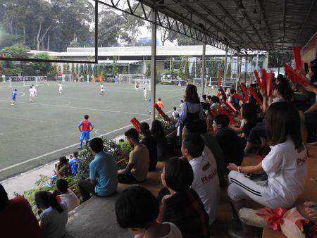 Be mac Press Cup 2017: Dai Truyen hinh Viet Nam vo dich, Bao Phap luat Viet Nam gianh giai phong cach - Anh 10