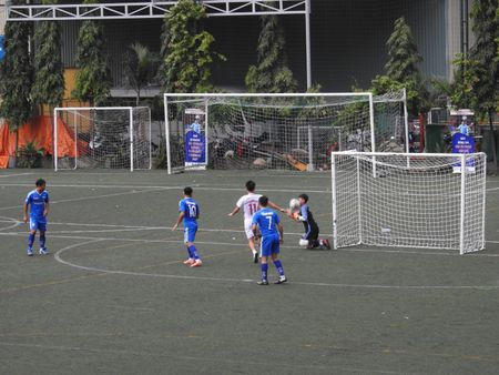 Be mac Press Cup 2017: Dai Truyen hinh Viet Nam vo dich, Bao Phap luat Viet Nam gianh giai phong cach - Anh 11