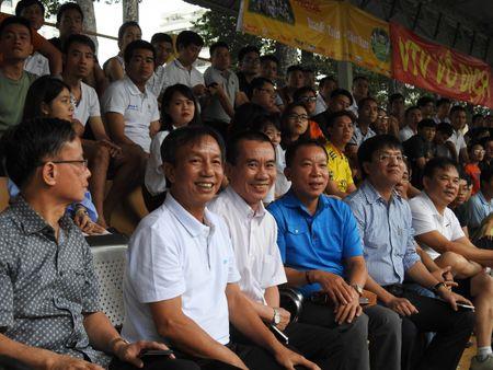 Be mac Press Cup 2017: Dai Truyen hinh Viet Nam vo dich, Bao Phap luat Viet Nam gianh giai phong cach - Anh 12