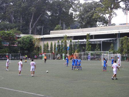 Be mac Press Cup 2017: Dai Truyen hinh Viet Nam vo dich, Bao Phap luat Viet Nam gianh giai phong cach - Anh 13