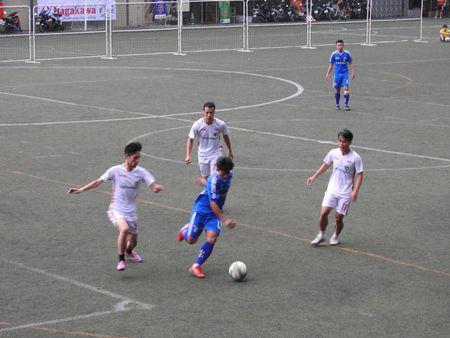 Be mac Press Cup 2017: Dai Truyen hinh Viet Nam vo dich, Bao Phap luat Viet Nam gianh giai phong cach - Anh 14