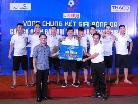 Be mac Press Cup 2017: Dai Truyen hinh Viet Nam vo dich, Bao Phap luat Viet Nam gianh giai phong cach - Anh 6