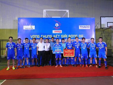 Be mac Press Cup 2017: Dai Truyen hinh Viet Nam vo dich, Bao Phap luat Viet Nam gianh giai phong cach - Anh 8