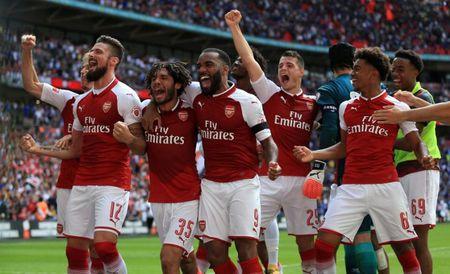 Arsenal – Dau da xuoi...! - Anh 2