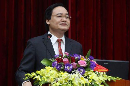 Bo truong Phung Xuan Nha noi ve nghich ly '30 diem van truot dai hoc' - Anh 1
