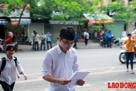 Bo truong Phung Xuan Nha noi ve nghich ly '30 diem van truot dai hoc' - Anh 3