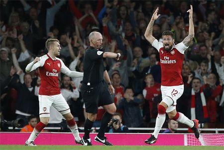 Arsenal ha Leicester trong tran mo man nghet tho o Ngoai hang Anh - Anh 1