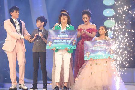 VN Idol Kids 2017: Thien Khoi dang quang voi luot binh chon ap dao - Anh 1