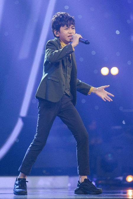 VN Idol Kids 2017: Thien Khoi dang quang voi luot binh chon ap dao - Anh 2
