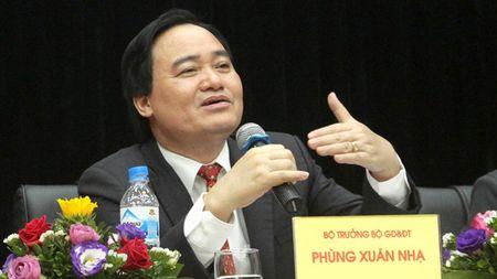 PGS Van Nhu Cuong: Dau vao su pham thap, buc tranh GD se rat am dam - Anh 1