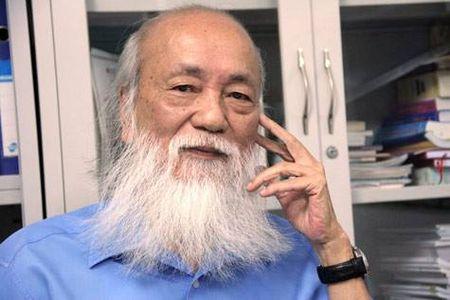 PGS Van Nhu Cuong: Dau vao su pham thap, buc tranh GD se rat am dam - Anh 2