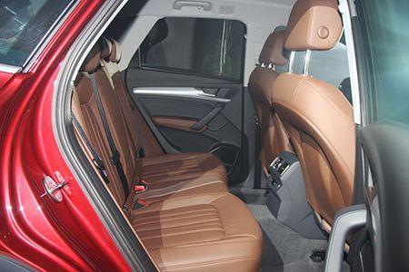 Audi Q5 the he moi gia tu 2 ty tai Viet Nam - Anh 10