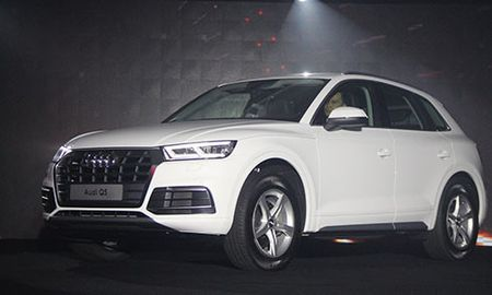 Audi Q5 the he moi gia tu 2 ty tai Viet Nam - Anh 1