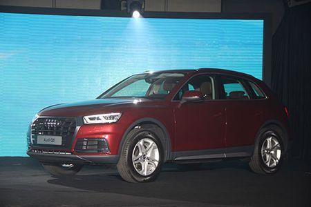 Audi Q5 the he moi gia tu 2 ty tai Viet Nam - Anh 2