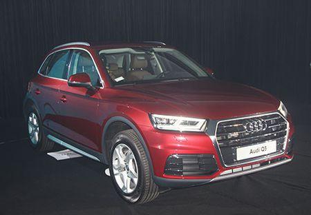 Audi Q5 the he moi gia tu 2 ty tai Viet Nam - Anh 3