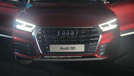 Audi Q5 the he moi gia tu 2 ty tai Viet Nam - Anh 4