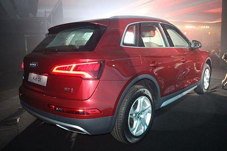 Audi Q5 the he moi gia tu 2 ty tai Viet Nam - Anh 5