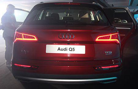 Audi Q5 the he moi gia tu 2 ty tai Viet Nam - Anh 6