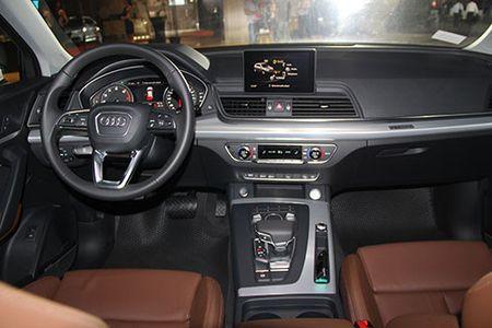 Audi Q5 the he moi gia tu 2 ty tai Viet Nam - Anh 7