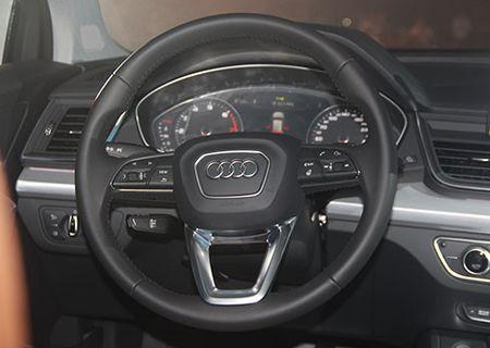 Audi Q5 the he moi gia tu 2 ty tai Viet Nam - Anh 8