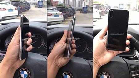Tong hop hinh anh iPhone 8 dua vao cac thong tin ro ri - Anh 4