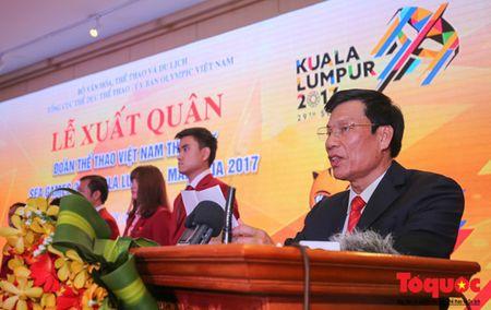 SEA Games 29: Buoc chuan bi dai hoi cho ASIAD va Olympic - Anh 1