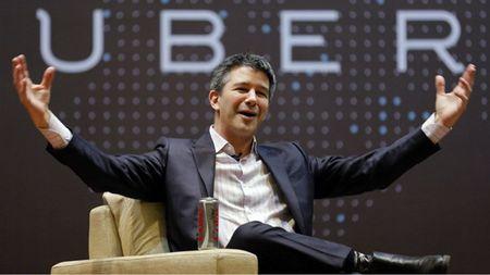 Rung dong tai tieng moi cua cuu CEO Uber - Anh 1