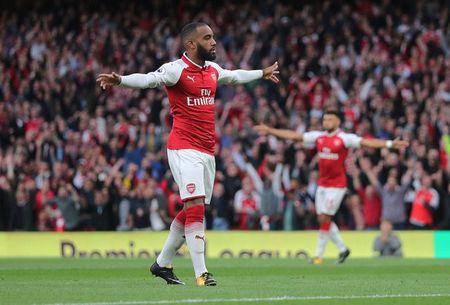 Arsenal vs Leicester (4-3): Nguoc dong ngoan muc - Anh 19