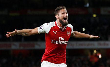 Arsenal vs Leicester (4-3): Nguoc dong ngoan muc - Anh 1