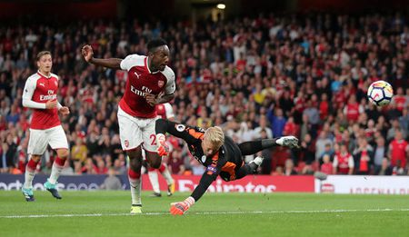 Arsenal vs Leicester (4-3): Nguoc dong ngoan muc - Anh 25