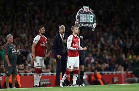 Arsenal vs Leicester (4-3): Nguoc dong ngoan muc - Anh 33
