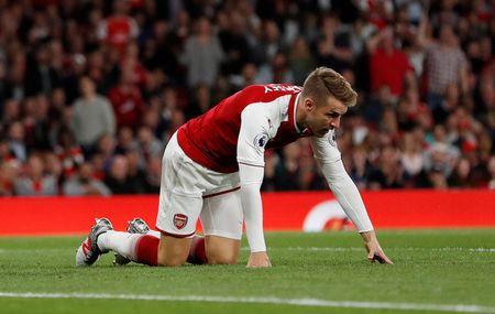 Arsenal vs Leicester (4-3): Nguoc dong ngoan muc - Anh 34
