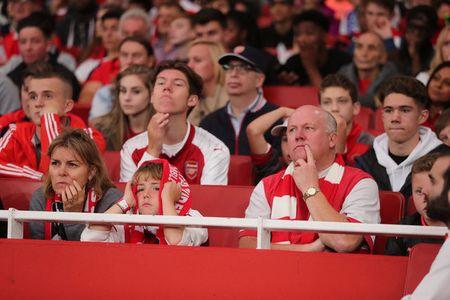 Arsenal vs Leicester (4-3): Nguoc dong ngoan muc - Anh 36