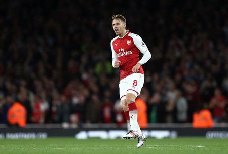 Arsenal vs Leicester (4-3): Nguoc dong ngoan muc - Anh 38