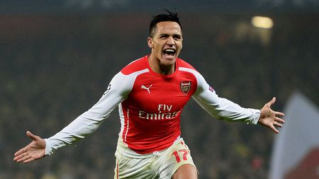 Arsenal vs Leicester (4-3): Nguoc dong ngoan muc - Anh 4