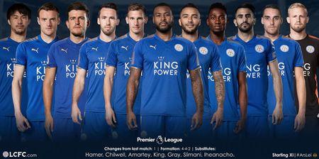Arsenal vs Leicester (4-3): Nguoc dong ngoan muc - Anh 6