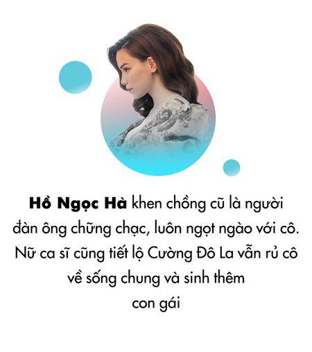 Ho Ngoc Ha: 'Cuong Do La ru toi ve song chung, cho Subeo co em gai' - Anh 2